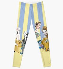 Illustrations  Leggings