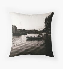 Leiden At Dusk XIII Throw Pillow