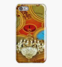Queen's Theatre - London iPhone Case/Skin