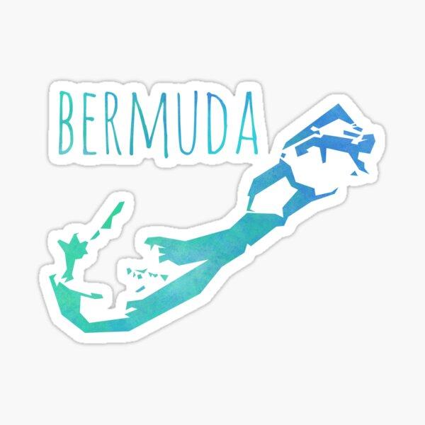 Bermuda Sticker