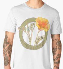 Grass Valley Poppy Men's Premium T-Shirt