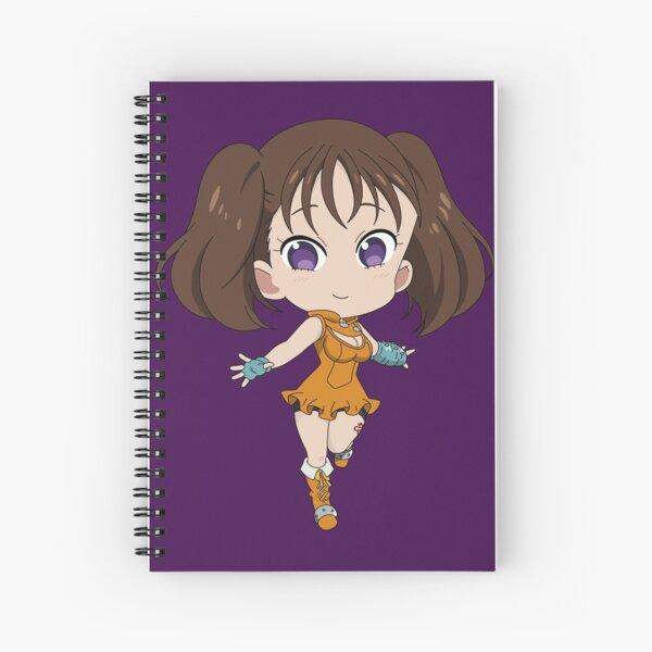 Chibi Diane Spiral Notebook