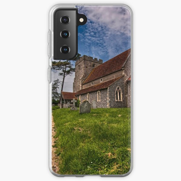 St Andrew Beddingham Samsung Galaxy Soft Case