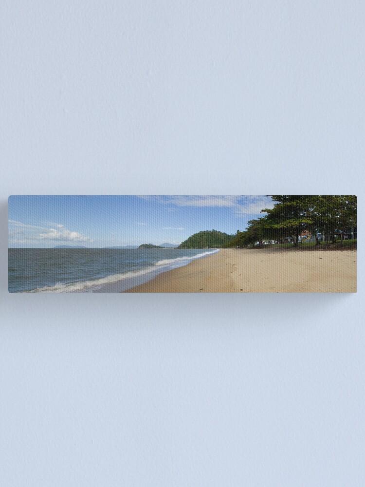 Alternate view of Trinity Beach Canvas Print