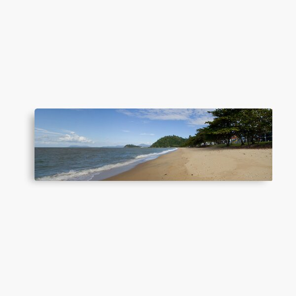 Trinity Beach Canvas Print