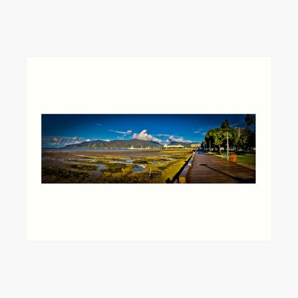 Cairns Forshore Art Print