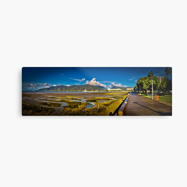 Cairns Forshore Metal Print