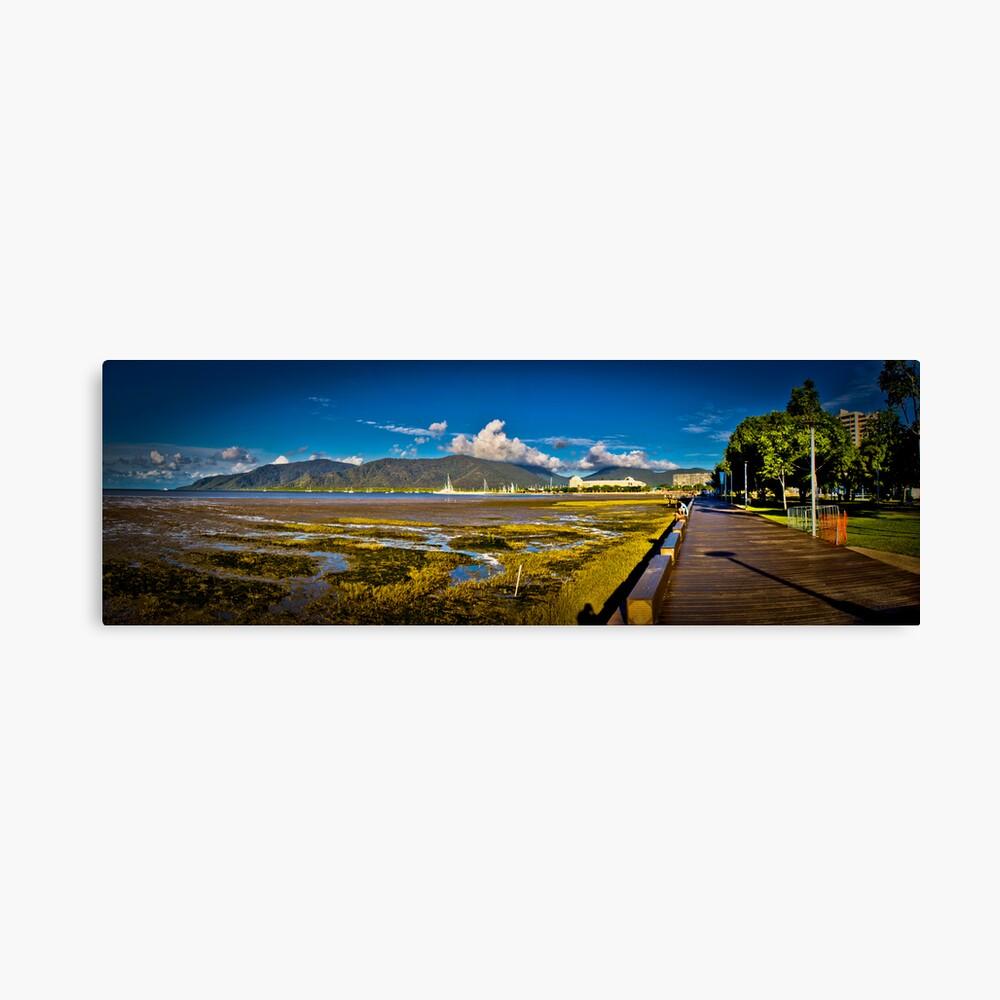 Cairns Forshore Canvas Print