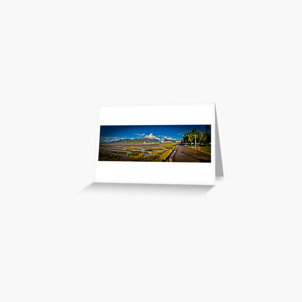 Cairns Forshore Greeting Card