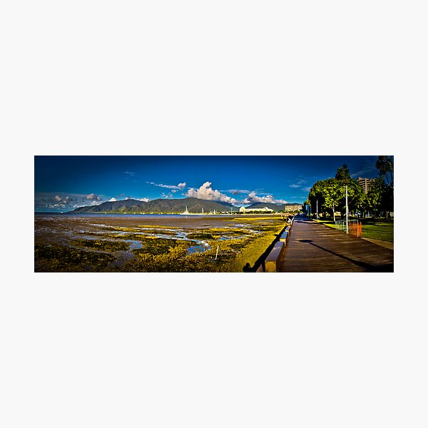 Cairns Forshore Photographic Print