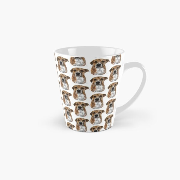 Looking Suave Handsome Pup  Tall Mug