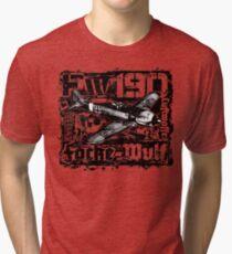 Fw 190 Tri-blend T-Shirt