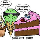 Comfort Food by Brett Gilbert