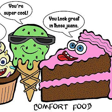Comfort Food by bgilbert
