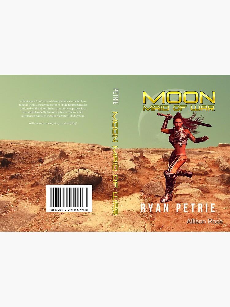 Lyra Jones: Mood Maid of War Mock Hardcover by alliethewriter