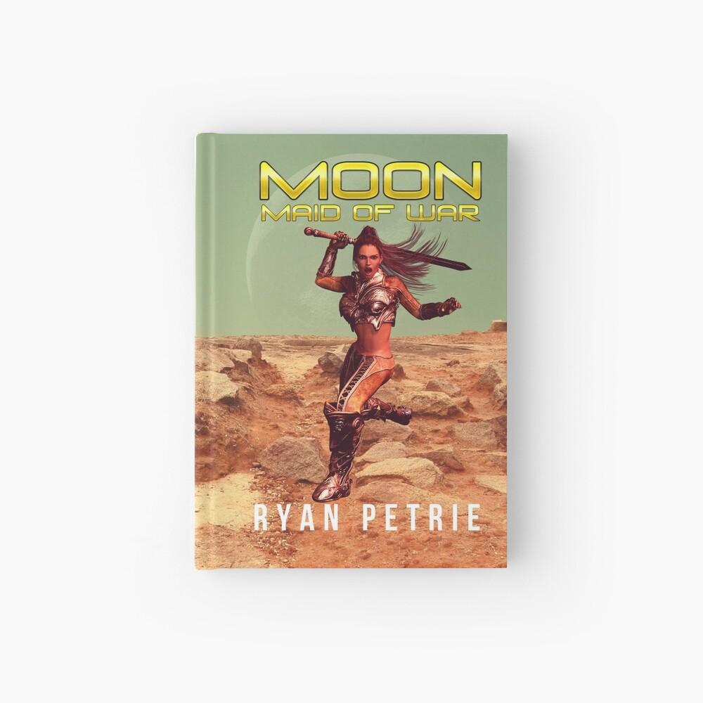Lyra Jones: Mood Maid of War Mock Hardcover Hardcover Journal