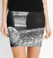Topiary, Brick and Stone Mini Skirt