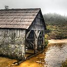 Lake Dove Boat house by strangers
