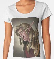 Elven Fury Women's Premium T-Shirt