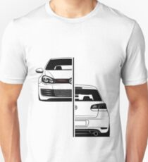 Golf Mk6 GTI Best Shirt Design Unisex T-Shirt