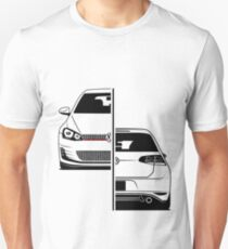 Golf Mk7 GTI Best Shirt Design Unisex T-Shirt