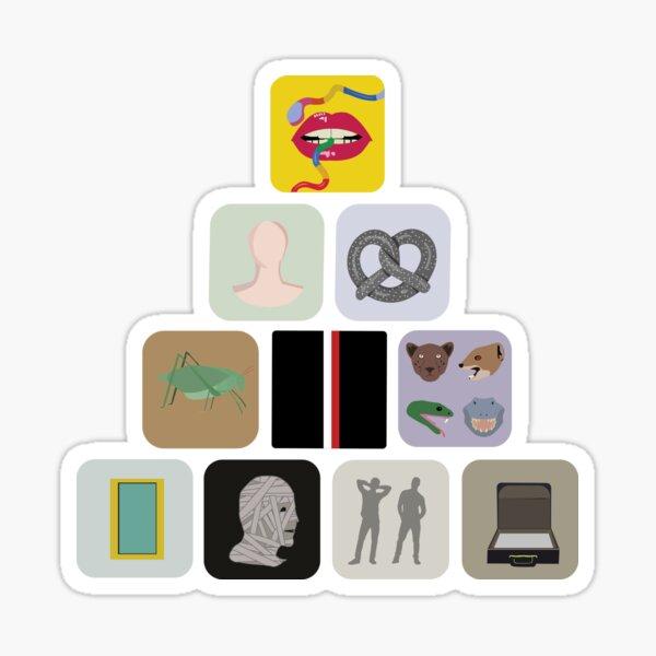 Steely Dan Discography Sticker