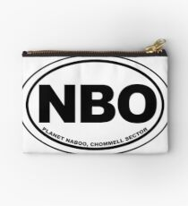 Naboo Destination Studio Pouch