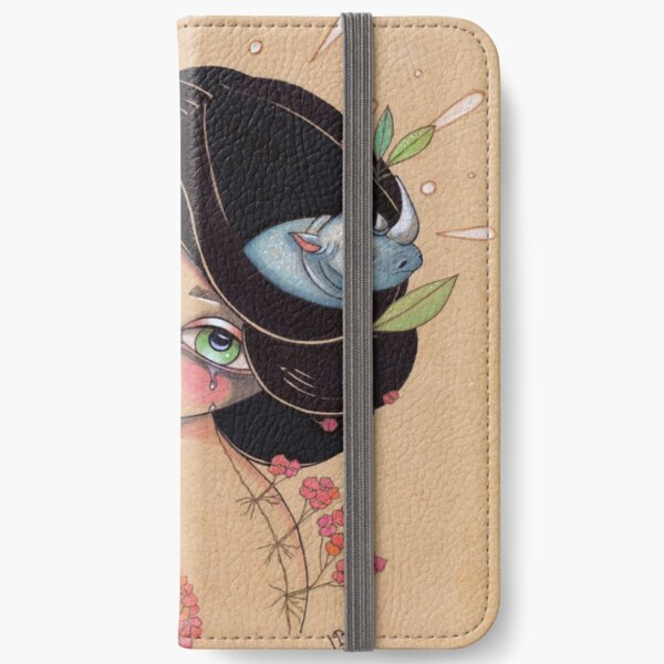 The Protector iPhone Wallet