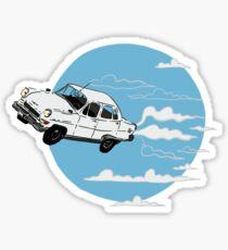 Clouds Creator Sticker