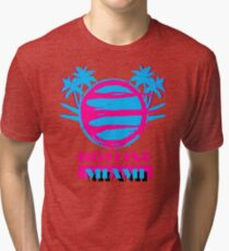 Hotline Miami: Vice Tri-blend T-Shirt
