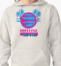 Hotline Miami: Vice Pullover Hoodie