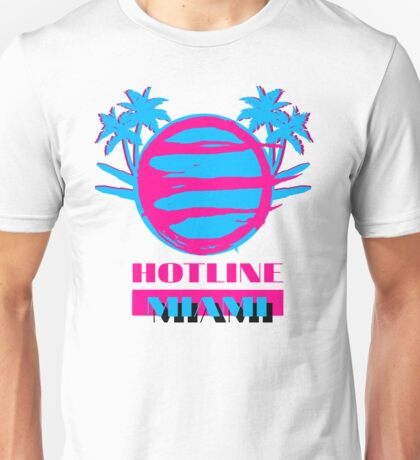 Hotline Miami 80s T-shirt