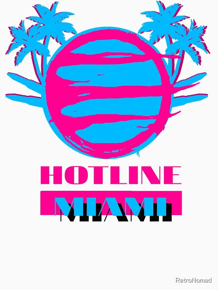 Hotline Miami: Vice | Unisex T-Shirt