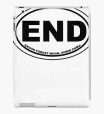 Endor Destination iPad Case/Skin