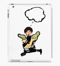 What's Wasp thinking? iPad Case/Skin
