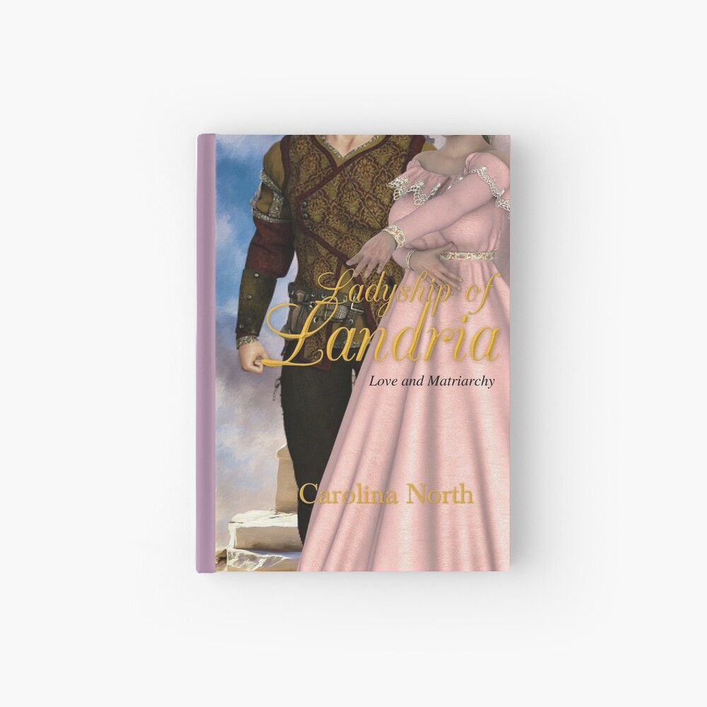 Ladyship of Landria Mock Hardcover Hardcover Journal