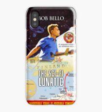The Sci-Fi Lunatic iPhone Case/Skin