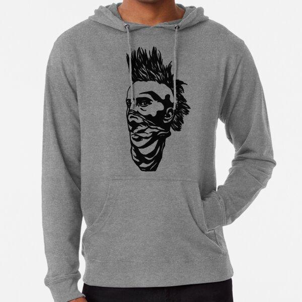 Punk boy Sudadera ligera con capucha