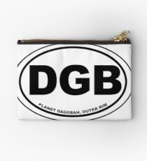 Dagobah Destination Studio Pouch