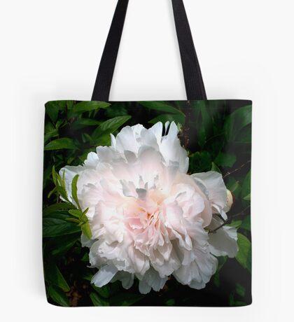 Welcoming Spring - Peony Tote Bag