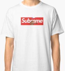 Supreme Subreme Spurdo Sparde Classic T-Shirt