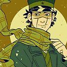 Sugimoto by knightofbunnies