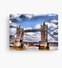 London - Tower Bridge Canvas Print