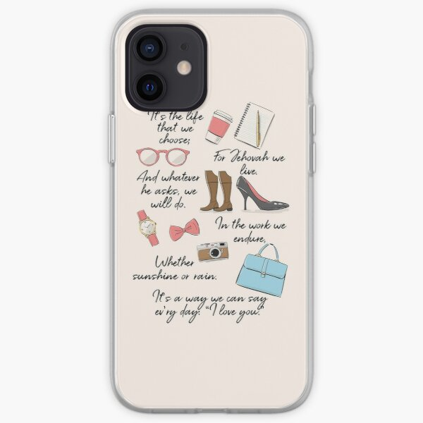 The Life of a Pioneer (For Her) iPhone Soft Case