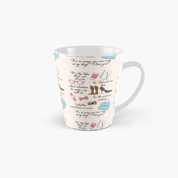 La vie d'un pionnier (pour elle) Mug long