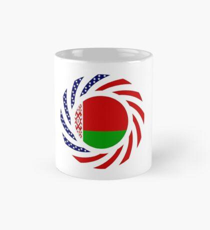 Belarusian American Multinational Patriot Flag Series Mug