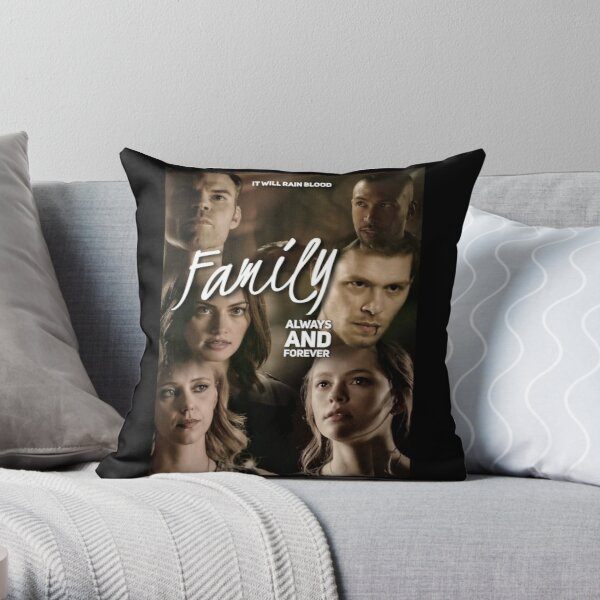 Fandoms - The Originals (The Family) Throw Pillow