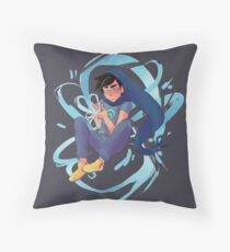 Do The Windy Thing Throw Pillow