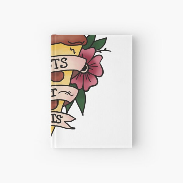 Riots Not Diets Hardcover Journal