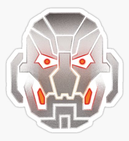ULTRONFORMERS Sticker